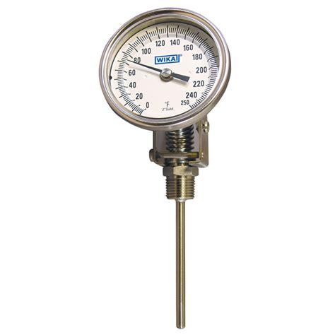 Termometer Bimetal bimetal thermometer ti 32 wika usa