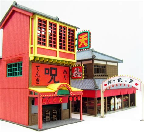 Papercraft Cafe - japan trend shop studio ghibli spirited away pig