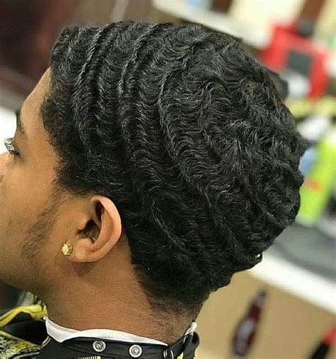 follow atchampagnekayyy   waves hairstyle