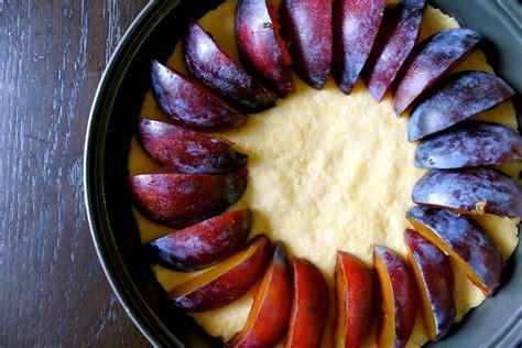 pflaumen kuchen pflaumenkuchen yeasted plum cake