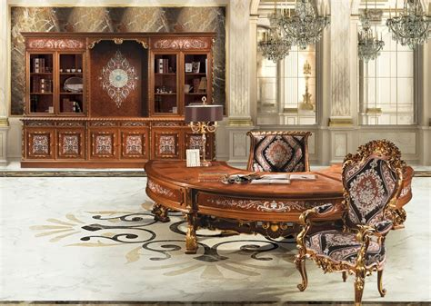 classic furniture office magnificent carvings fine