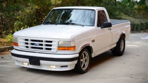 how make cars 1994 ford f150 parking system 1994 ford f150 lightning lsx swapped