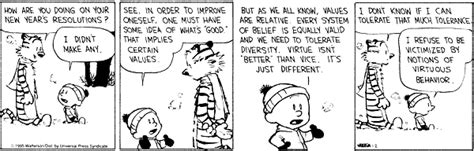 calvin hobbes resolutions 6 on target