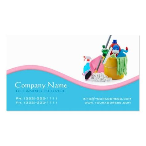 196 best images about maid services business cards on