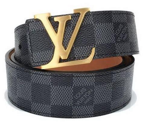 Jual Belt Lv Taurillon Black Buckle Gold Mirror Quality black gold belt black gold