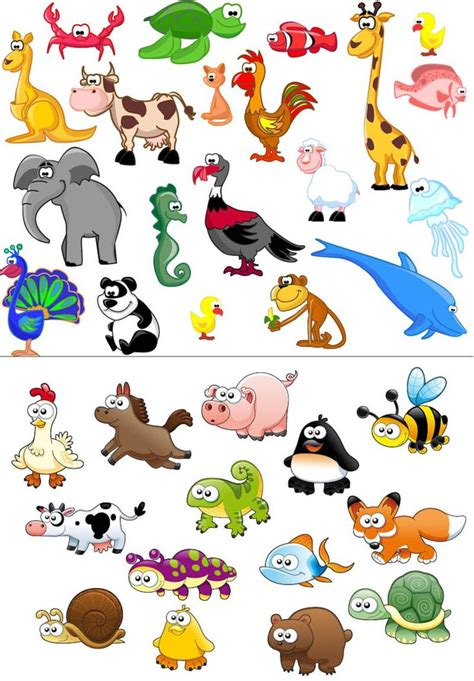 animal clipart animal clip clip vector safari animal