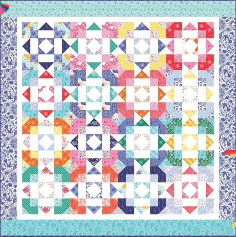 Free Quilt Patterns Moda by Daydream Quilt Pattern By Moda