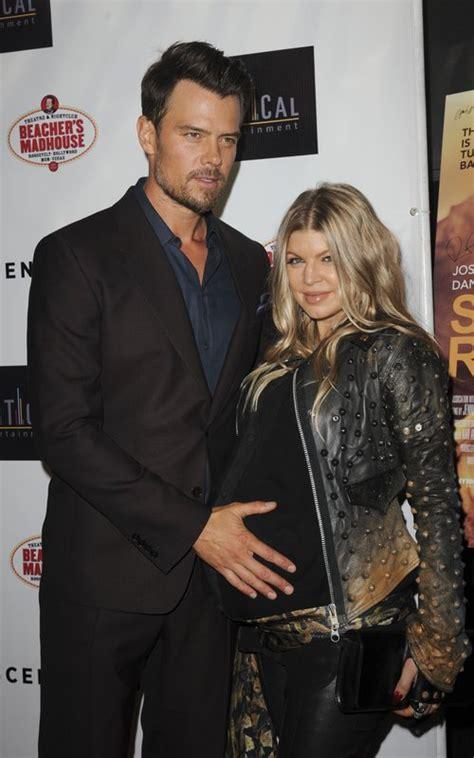 Black Eyed Peas Fergie Engaged To Josh Duhamel Reps Confirm by Fergie Gives Birth Singer And Husband Josh Duhamel