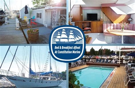 boston bed and breakfast bed and breakfast afloat c o constitution marina in boston