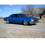 Pro Touring 66 Chevelle 502 With The Ideal Stance