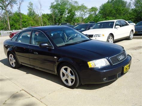 Audi A6 2003 by 2003 Audi A6 2 7t Quattro For Sale In Cincinnati Oh