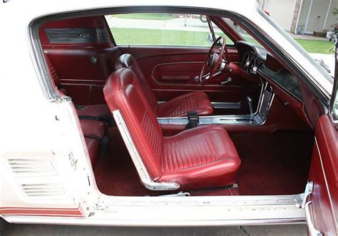 1967 mustang upholstery colors wimbledon white 1967 ford mustang gt gt fastback