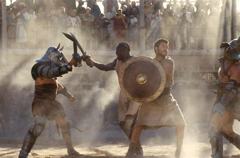 quiz gladiator film 2000 gladiator set design cinema the red list