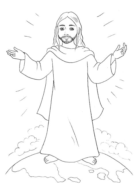 coloring book pages of jesus printable jesus coloring pages coloring me