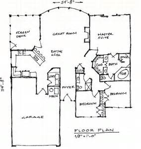 Patio Floor Plan by Inspiring Patio House Plans 7 Patio Home Floor Plan
