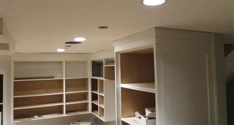 How To Install Kitchen Cabinets On Uneven Walls Kitchen Cabinets And Uneven Wavy Ceiling
