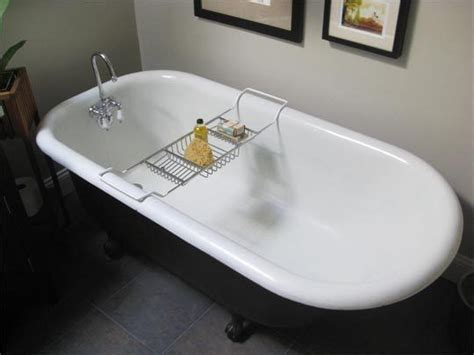 how to clean bathroom tub how to clean a porcelain bathtub or sink