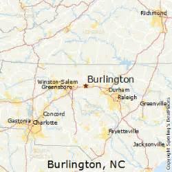 map of burlington carolina best places to live in burlington carolina