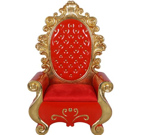 christmas santa s throne