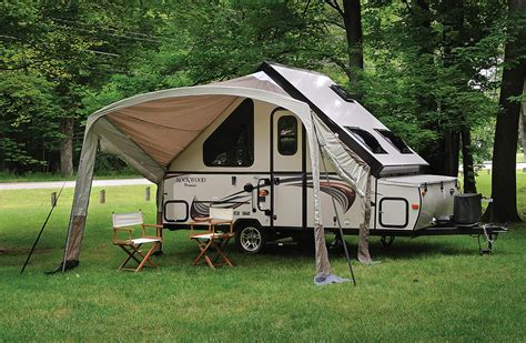 diy offroad cer hard awnings for trailers 28 images jayco tent trailer
