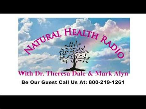 Spao Apothekaria On This Weeks Organic Radio by Dr Dale S Dr Dale Health Radio Week 2