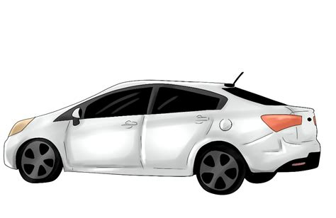 Kia Car Line 2014 Kia Car Suv Minivan Line Up Cartoonized Vehicle