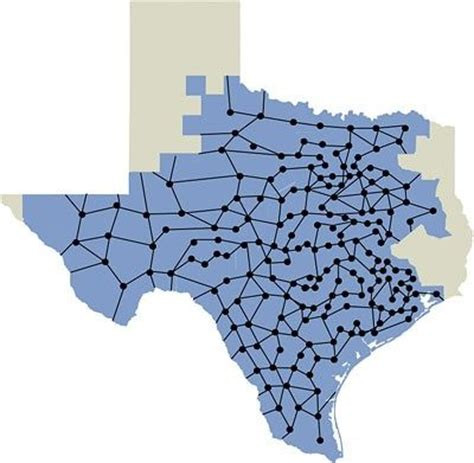 texas grid map op ed texas must protect our grid against attack the feds won t
