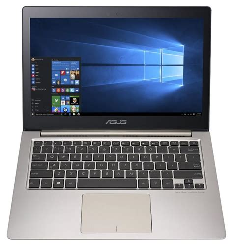 Laptop Asus I7 Windows 10 asus zenbook ux303ub dh74t 13 3 quot qhd touchscreen laptop intel i7 nvidia gt 940m 12gb