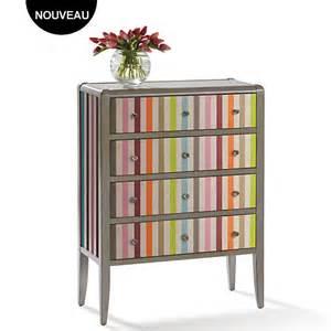 meuble 224 tiroirs malania meubles camif ventes pas cher