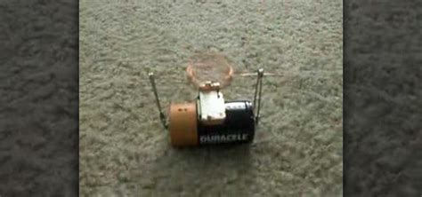 how to make a simple motor with a magnet how to make a simple motor 171 other devices wonderhowto