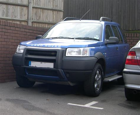 land rover freelander 1999 1999 land rover freelander ln pictures information