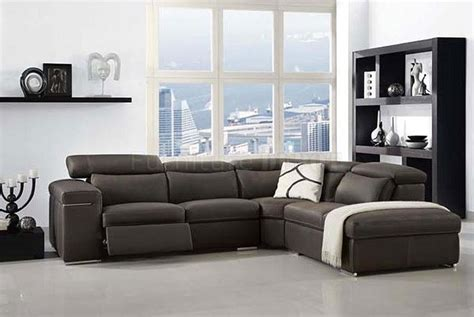 Simple Sectional Sofa Simple Tips To Apply The Italian Leather Sectional Sofa To The Living Room S3net Sectional
