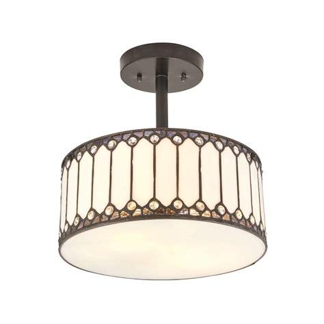 semi flush pendant ceiling light interiors 1900 fargo 2 light semi flush ceiling light