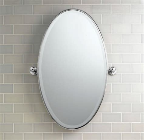 Oval Mirror Bathroom Bathroom Mirrors Oval Shape Best Decor Things