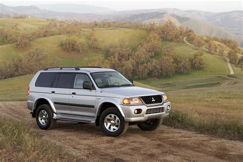 mitsubishi montero sport 2002 the collapse recovery and shutter of mitsubishi in the usa