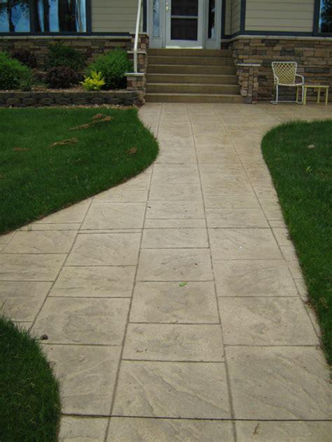 concrete masonry grayling mi jack millikin inc - Decorative Concrete Work