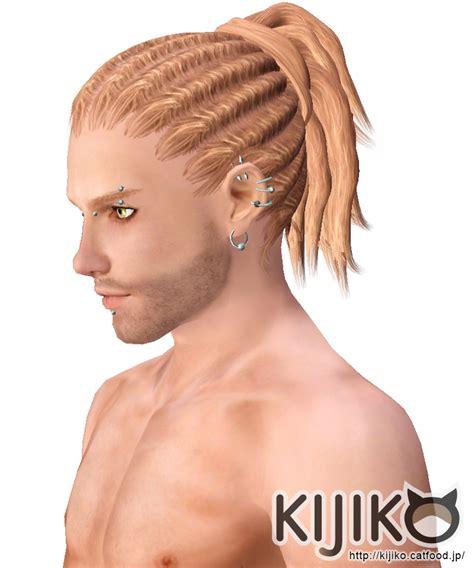 Dreadlocks Male Sims3pack | dreadlocks for male kijiko