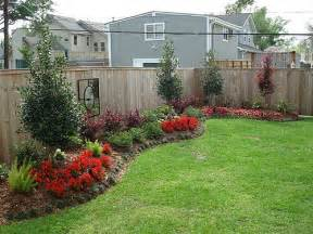 Simple Backyard Landscaping Ideas Simple Landscaping Ideas Thats My House