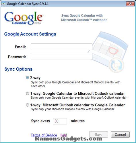 Calendar Sync Update Aanmelden Link Voor Calendar Sync