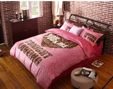 pink leopard bedding sets winter worm velvet fleece comforter sets pink leopard