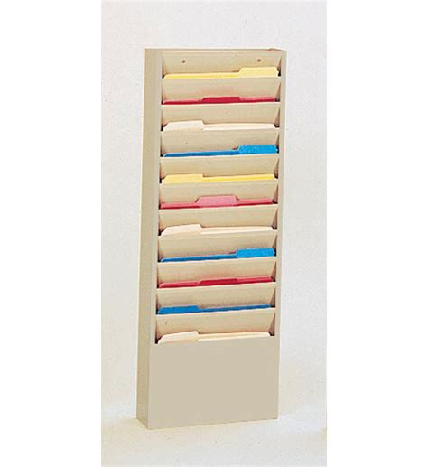 Folder Wall Rack by Fabric Wall Mount File Holder Gt Wall Mount File