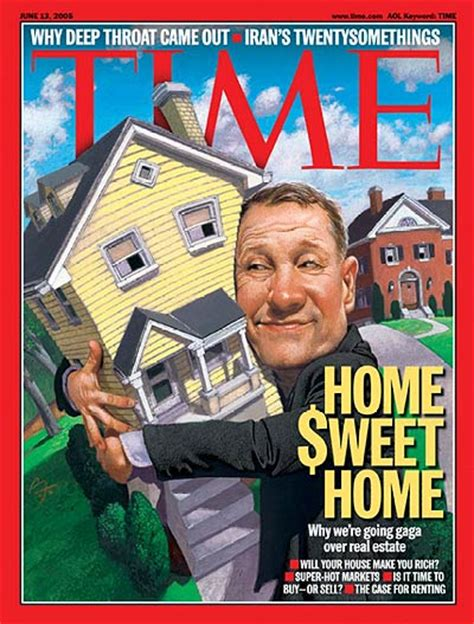 falling home price magazine cover the big picture