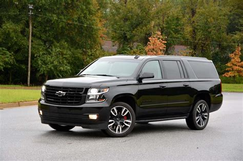 2019 Chevrolet Suburban by 2019 Chevrolet Suburban Rst Redesign Interior Changes