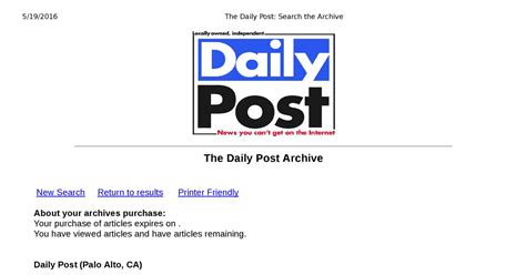 Postal Lookup The Daily Post Search The Archive Pdf Docdroid