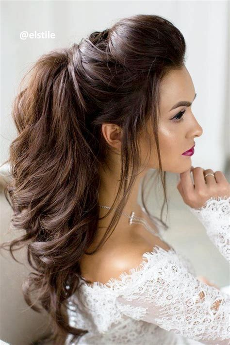 easy long hairstyles  valentines day peinados