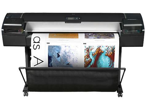 hp designjet z5200 44 in photo printer spesifikasi harga