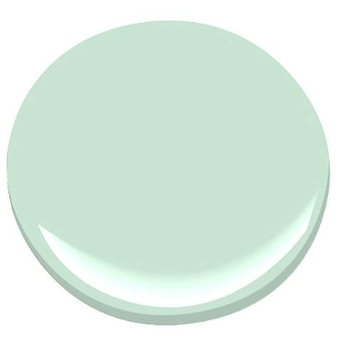 benjamin moore best greens loving spring mint