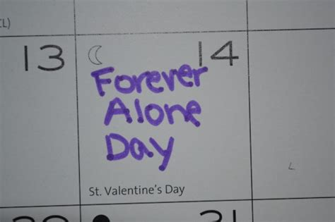 valentines day sad an honest for guys trixieland