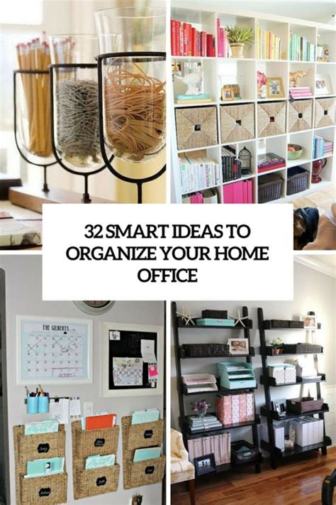 how to organize my house 25 best ideas about home office organization on pinterest