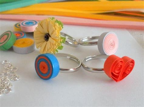 How To Make Your Own Quilling Paper - paper quilling how to make your own quilled jewelry